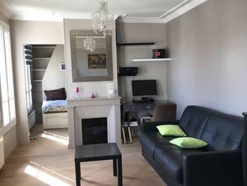 Appartement meublé 2 pièces 35,2 m2