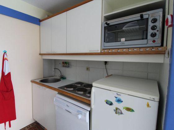Vente appartement 3 pièces 27,89 m2