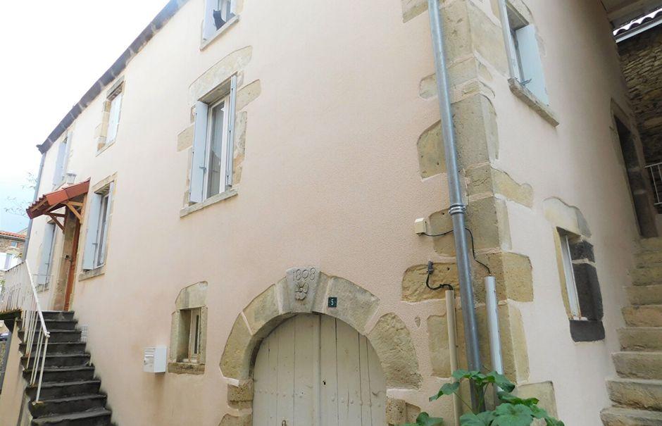 Vente maison 7 pièces 130 m² à Chauriat (63117), 199 000 €
