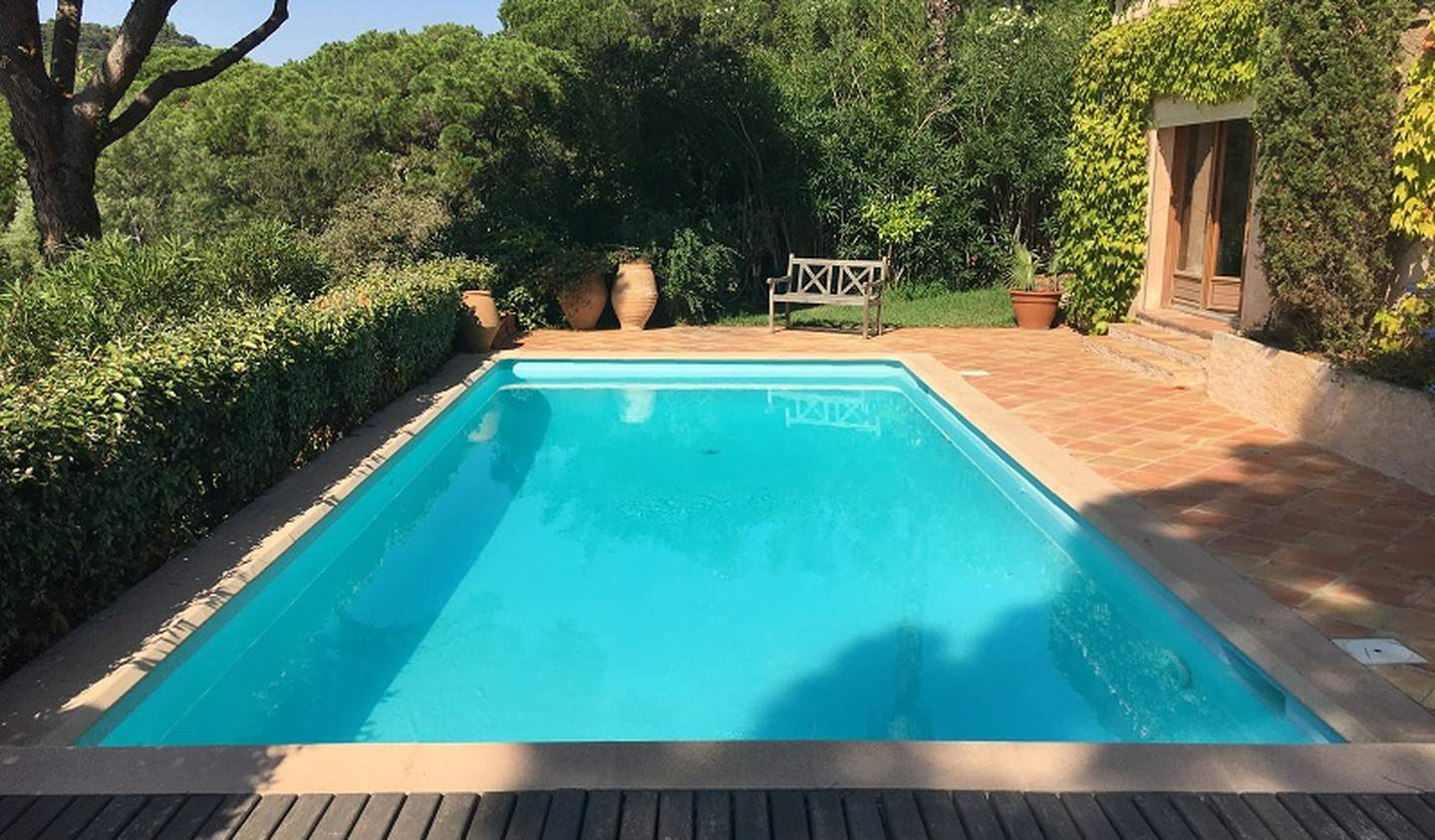 House with pool and terrace La Croix-Valmer