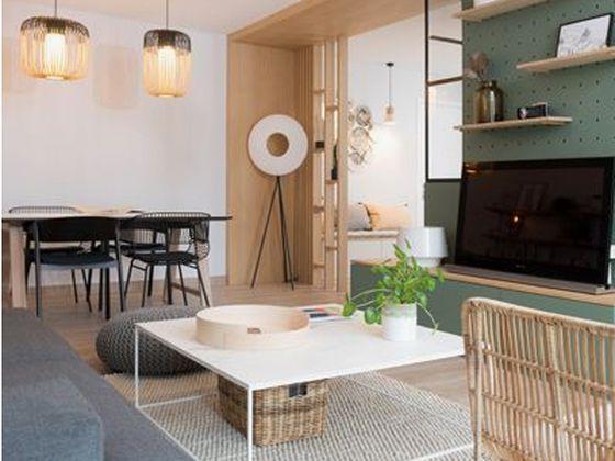 Vente appartement 4 pièces 82,91 m2