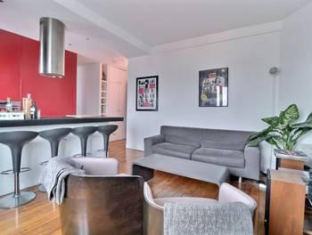 Appartement meublé 2 pièces 39,88 m2