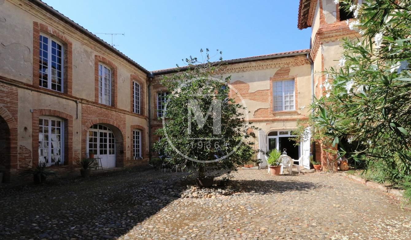 Hôtel particulier Castelsarrasin