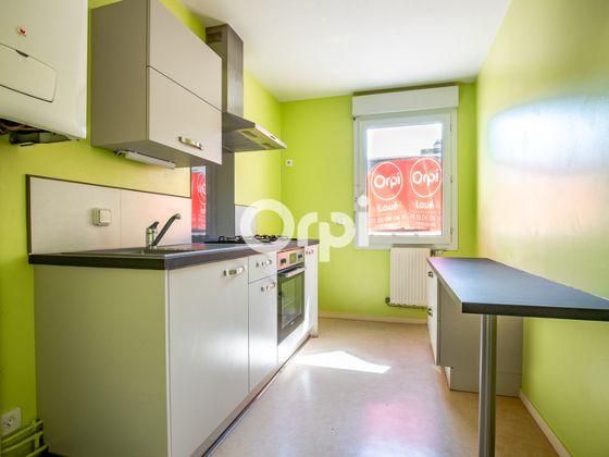 Location appartement 3 pièces 65,37 m2