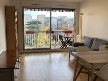 Appartement meublé 3 pièces 65,22 m2