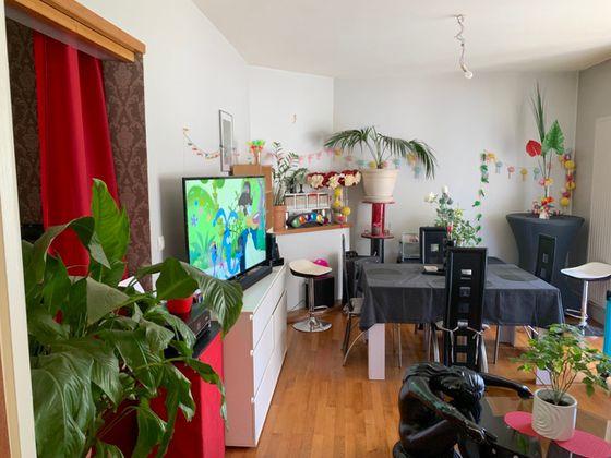 Vente appartement 3 pièces 64,9 m2