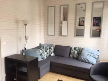 Studio meublé 30,9 m2