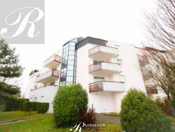 Appartement 2 pièces 33,79 m2