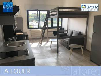 Studio meublé 20,9 m2