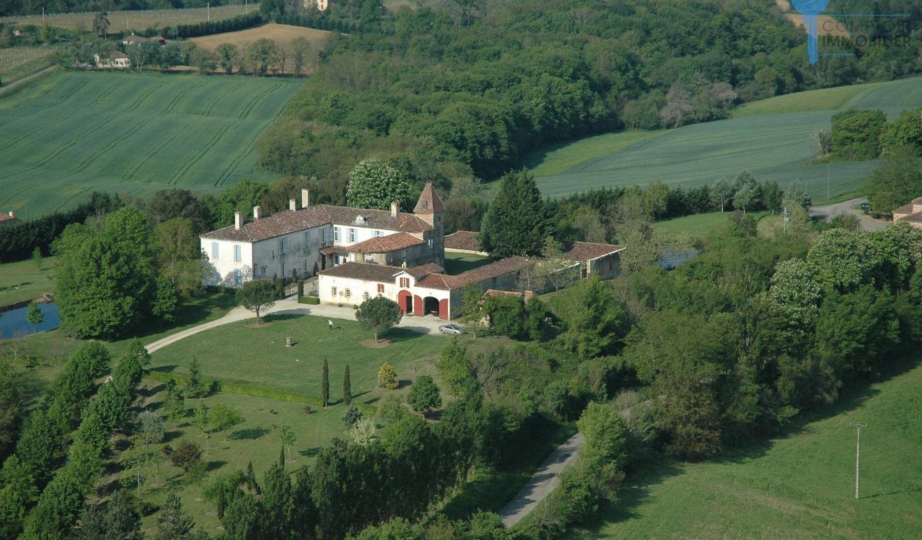 Castle Eauze