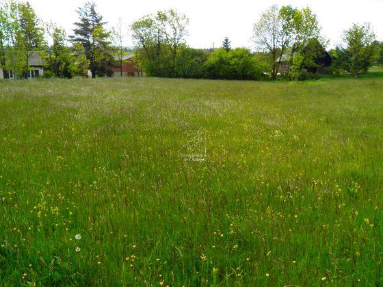 Vente terrain 1570 m2