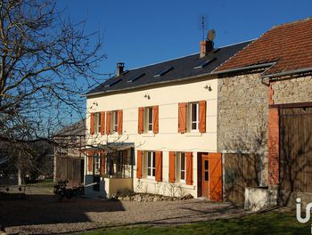 maison à Mainsat (23)