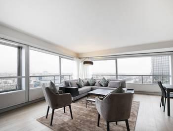 Appartement meublé 4 pièces 118 m2