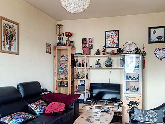 Vente appartement 4 pièces 73,5 m2