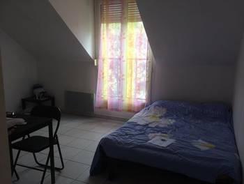 Studio meublé 21,6 m2
