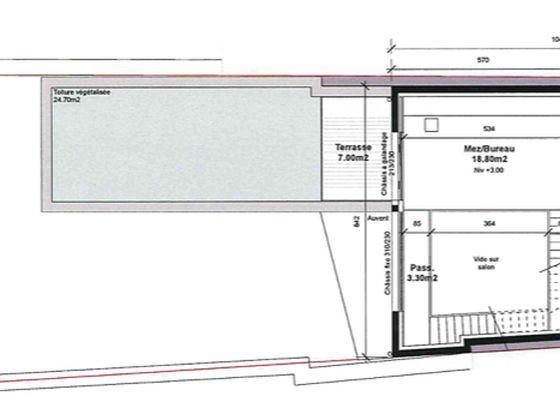 Vente terrain 258 m2