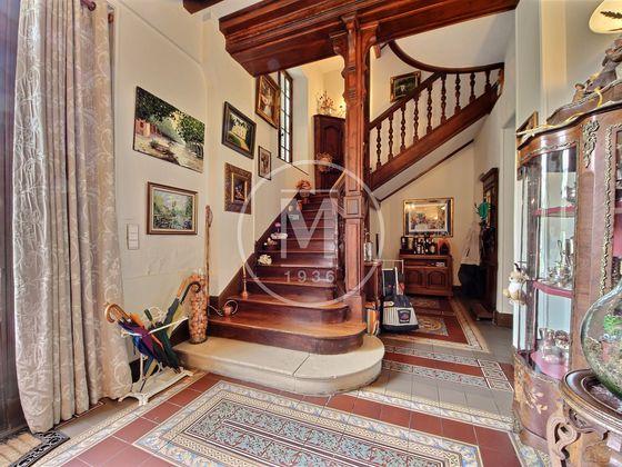 Vente château 20 pièces 435 m2