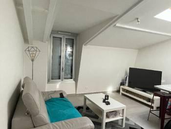 Appartement 2 pièces 35,6 m2