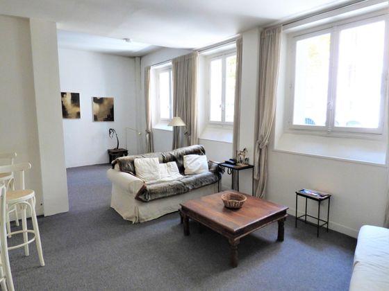 vente Appartement 2 pièces 45 m2 Paris 16ème