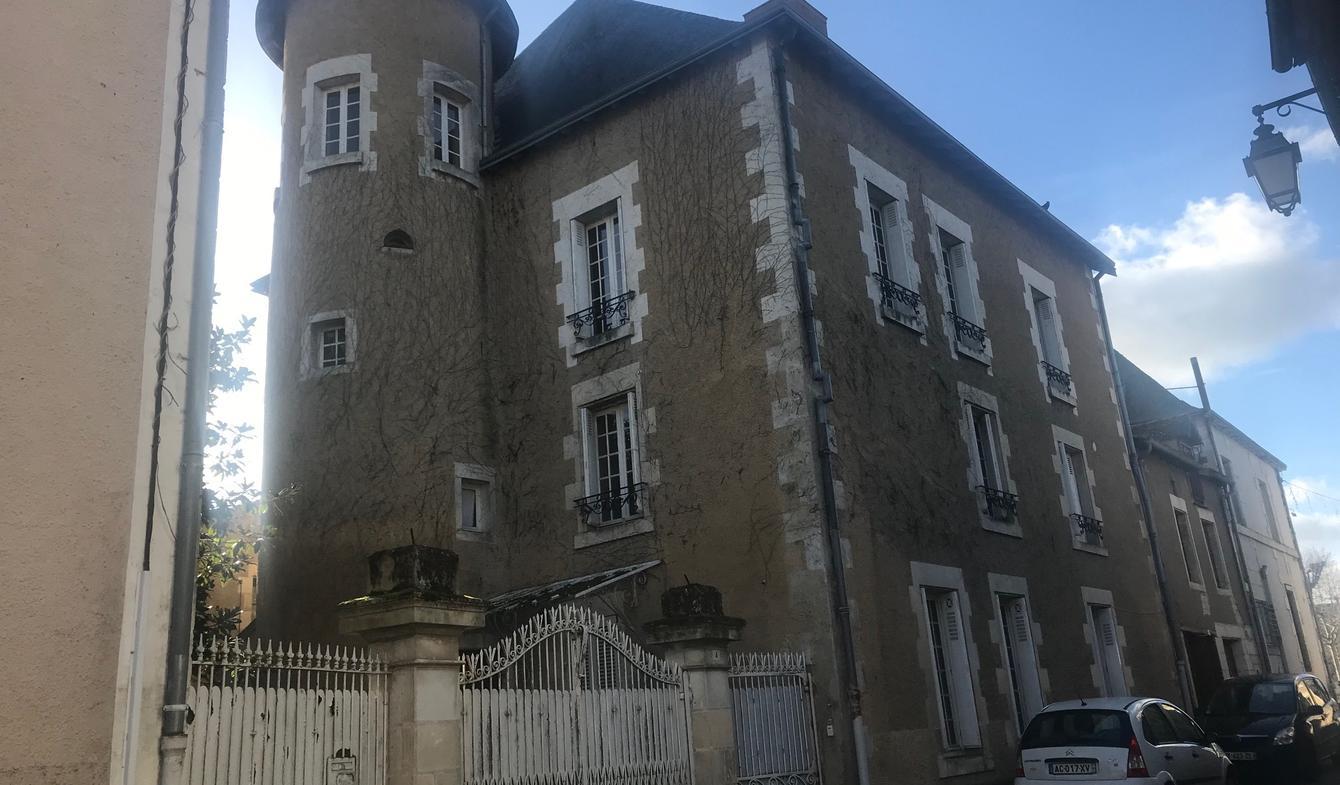 Maison Bonneuil-Matours