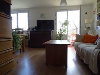 Appartement 4 pièces 62,46 m2