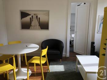 Appartement meublé 3 pièces 61,25 m2