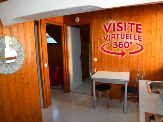 Location appartement meublé 2 pièces 32,19 m2