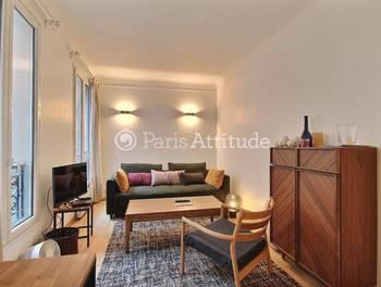 Appartement meublé 2 pièces 36 m2