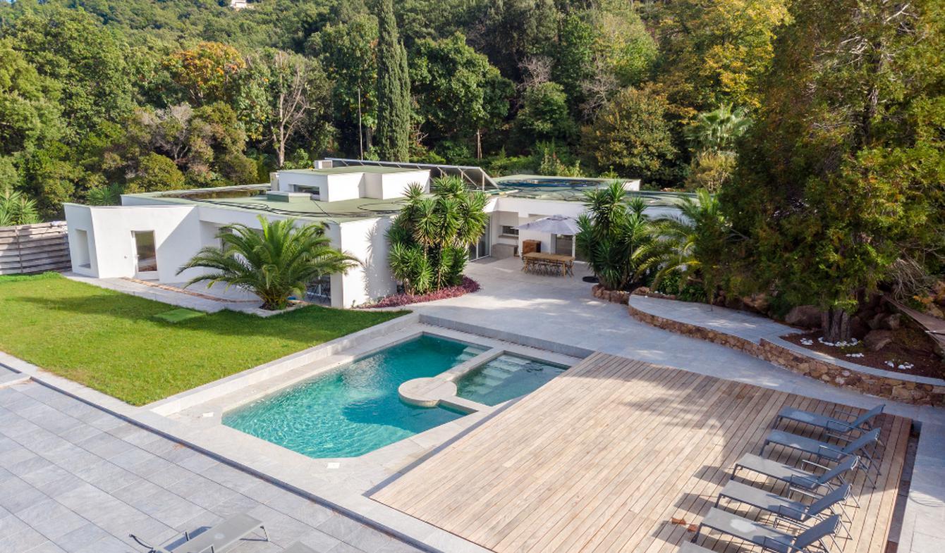 Maison avec piscine et jardin Les adrets-de-l'esterel