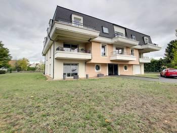 Appartement 3 pièces 70,27 m2
