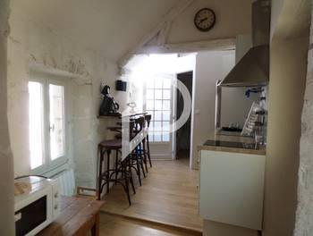 Appartement meublé 2 pièces 44,2 m2