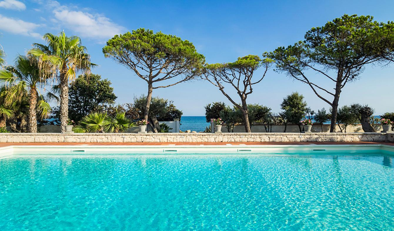 Villa with pool and terrace Ragusa