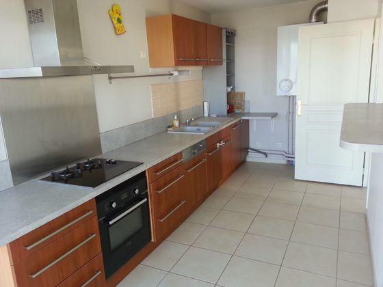 Vente appartement 4 pièces 91,92 m2