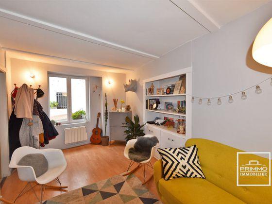 Vente maison 3 pièces 52,3 m2