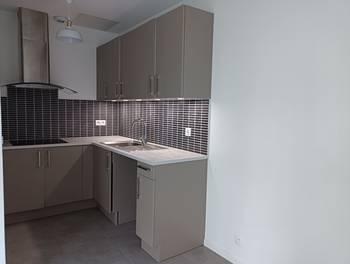 Appartement 2 pièces 43,84 m2