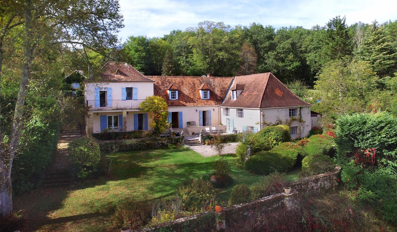 Property with pool Mauzac-et-Grand-Castang