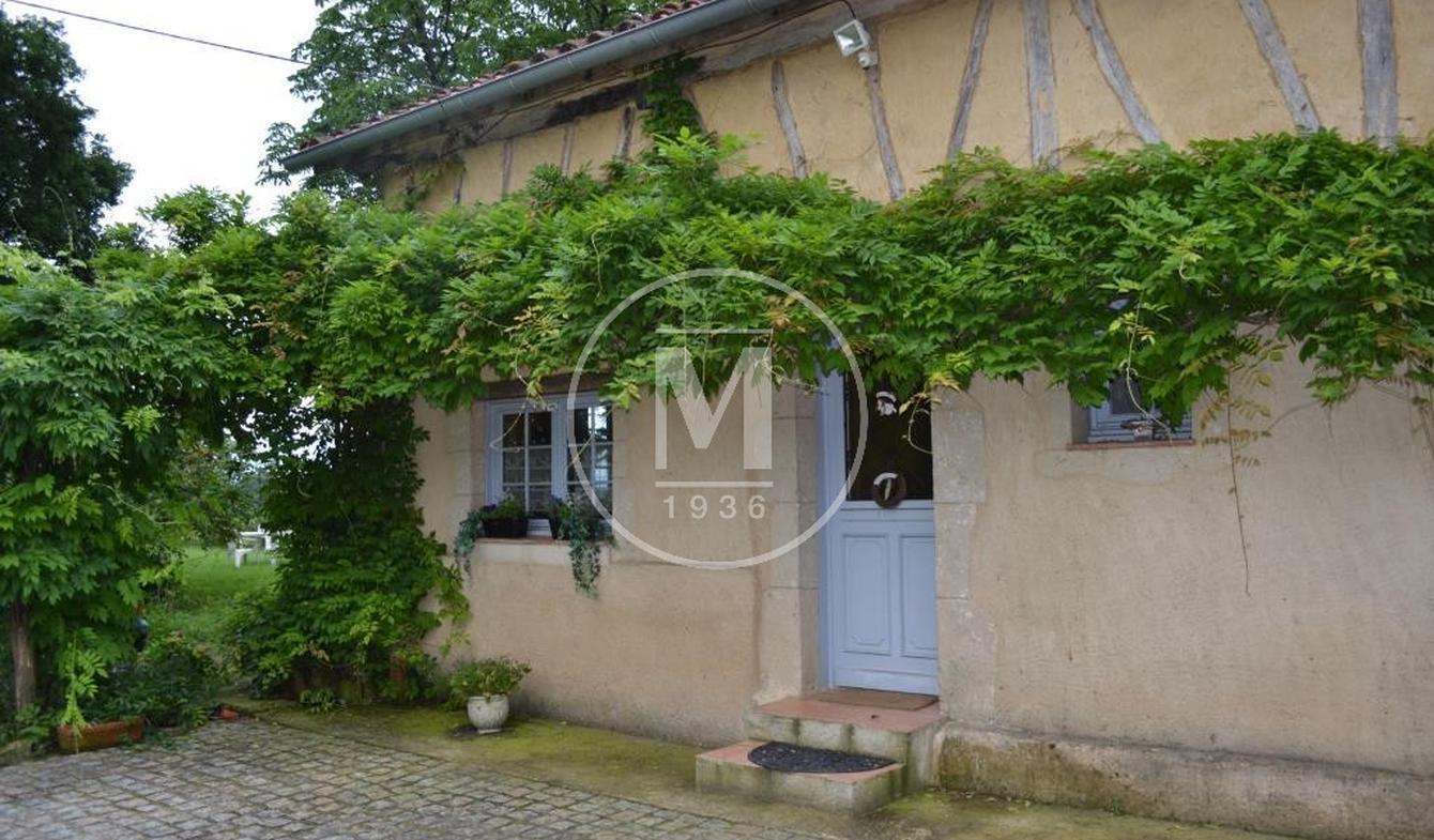 Maison avec terrasse Vic-Fezensac