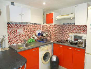 Appartement meublé 2 pièces 28,7 m2