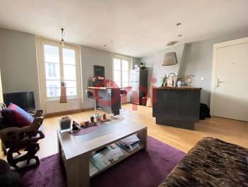 Appartement 2 pièces 45,28 m2