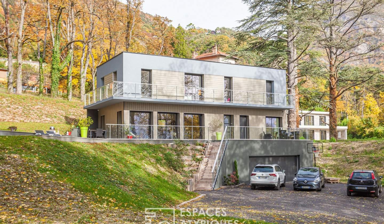 Maison avec piscine et terrasse La Tronche
