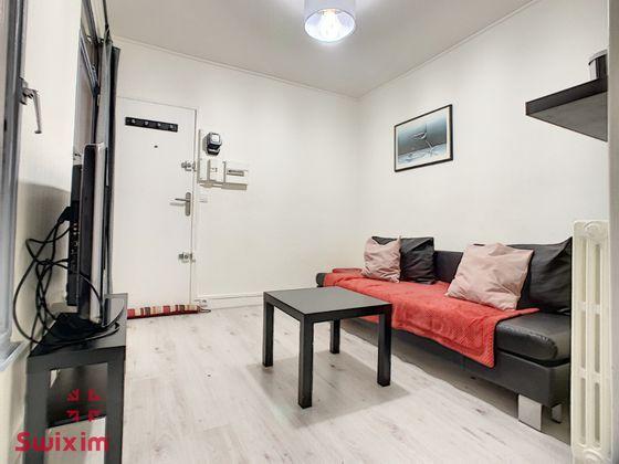 Vente studio 16,75 m2