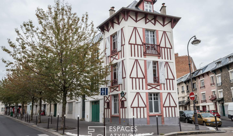 Maison Paris 13ème