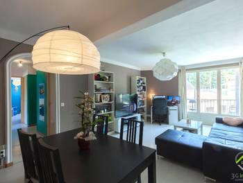 Appartement 4 pièces 75,37 m2