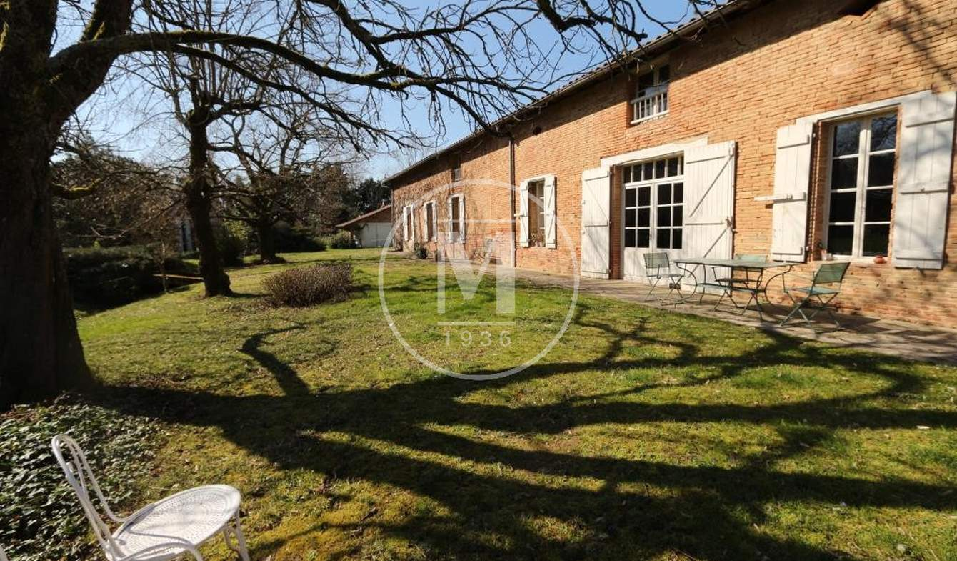 Maison avec piscine Montauban