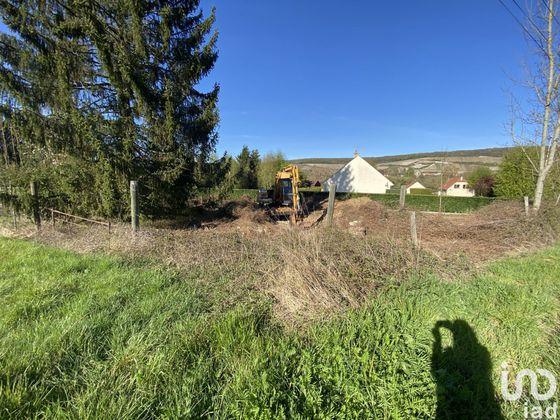 Vente terrain 1180 m2
