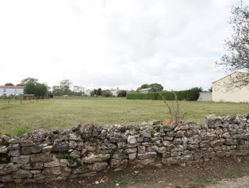 Terrain 1643 m2