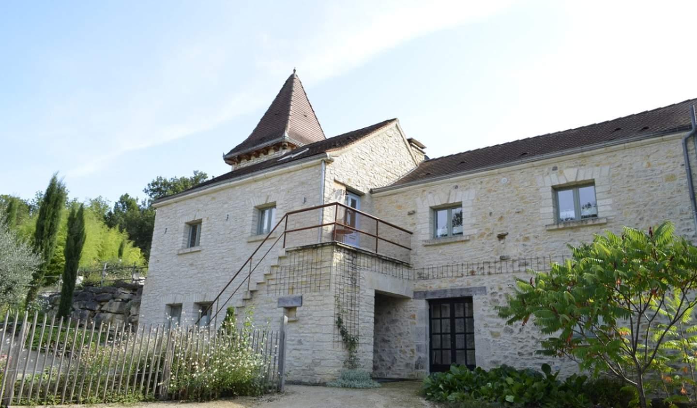 Maison avec piscine Salviac