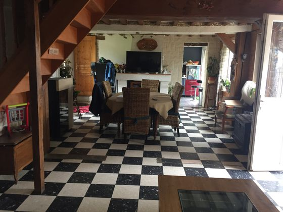 Vente maison 6 pièces 113,56 m2