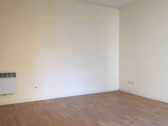 Location studio 20,73 m2