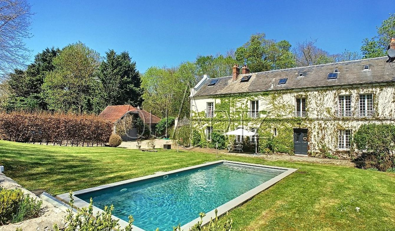 Maison avec piscine et terrasse Magny-en-Vexin